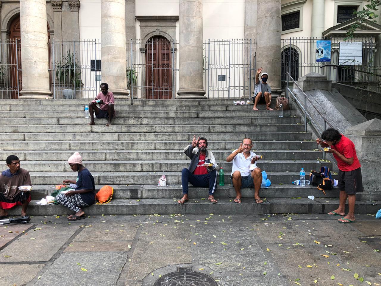 Dez ações sociais realizadas desde o início da pandemia de Covid19 no Rio de Janeiro